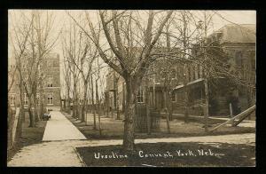 Ursuline convent 1910