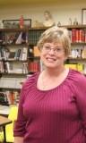 Mrs. Quinlan, second grade teacher